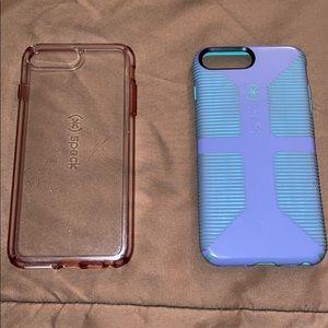 iPhone 7/8 PLUS SPECK PHONE CASES